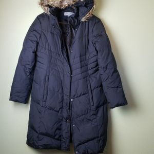 Anne Klein Down Puffer Coat